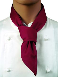 Accessories Neckerchief Burgundy 110x70 cm