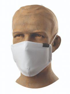 Hospitality Face Mask Comfort White (5pcs)