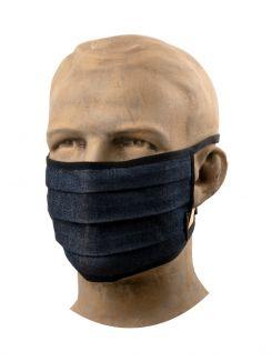 Hospitality Face Mask Classic Blue Denim (5pcs)
