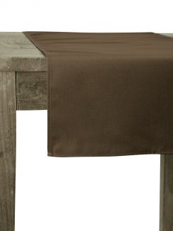 Table Textiles Runner Taupe 50x130 cm