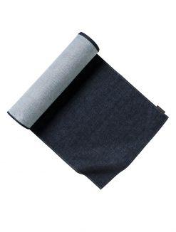 Table Textiles Runner Blue Denim 50x130 cm