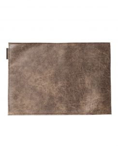 Table Textiles Placemat Barrel Brown (2pcs) 50x35 cm