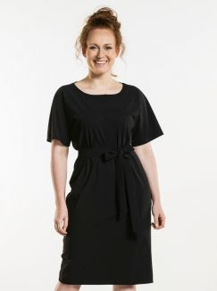 Dress Fennel Black