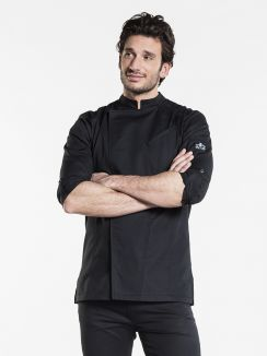 Chef Jacket Biker SFX Black