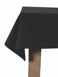 Table Textiles Runner Santino Black 50x130 cm