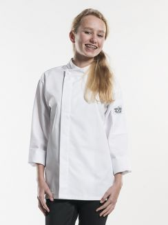 Chef Jacket Teen White 164/Teen 11-13 yr