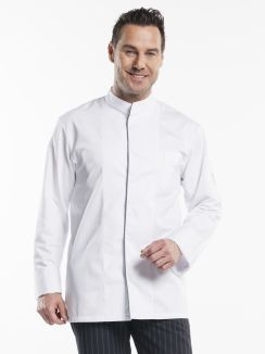 Chef Jacket Executive Royal White