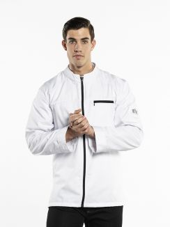 Chef Jacket Modena White