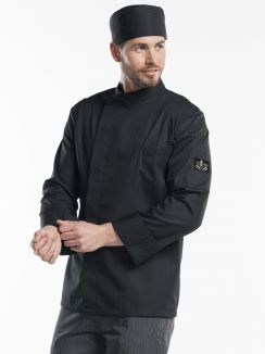 Chef Jacket Nova Black