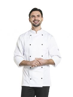Chef Jacket Firenze White