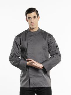 Chef Jacket Bacio Grey